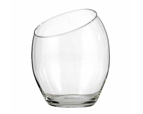 Vaso Taglio Obliquo D. 19 H. 25 Vaso Porta Fiori Piante