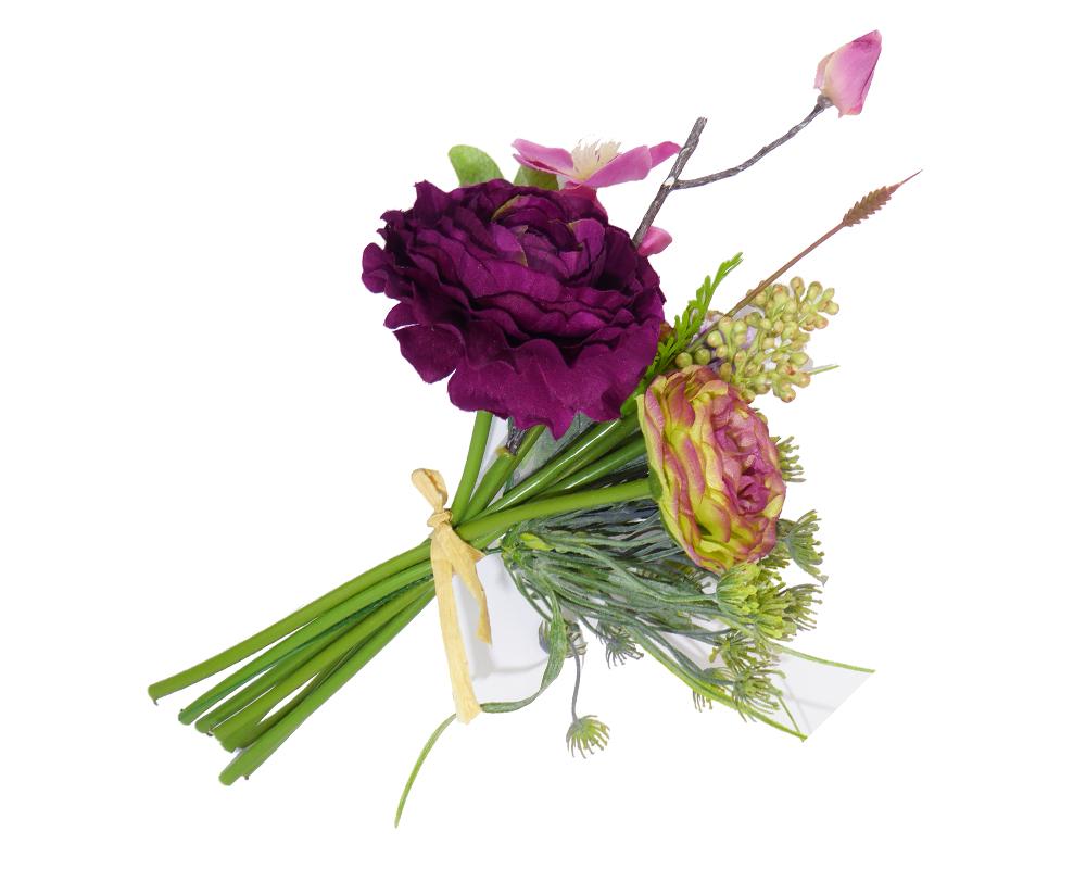 Fiori Di Ortensia Secchi dettagli su busch di 9 gambi rosa e ortensia autstyle fiori artificiali