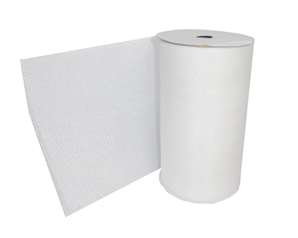 Bobina Deco Juta Cm 15 Mt 10 Bianco Per Decorazioni E Composizioni