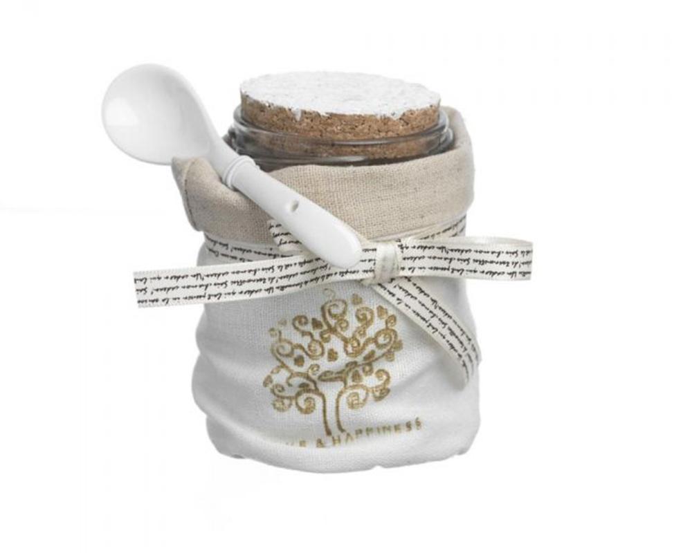 Bomboniere Matrimonio Royal.Barattolo Con Cucchiaio Home Royal Gift Bomboniere Matrimonio Ebay