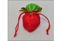 Sacchetto Fragola Rosso E Verde