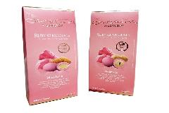 Confetti Maxtris Sensation Cioccolato Rosa Ruby 150 Gr Nocciola O Mandorla