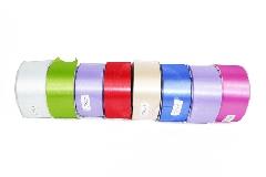 Rotolo Nastro TEXLY Polipropilene/organza Mm 40 Mt 50 Decorazione