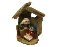 Presepe Capanna Cm 10 Natività Natale