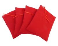 Sacchetto Burlington Rosso Pz 10 Bomboniere Laurea Fai Da Te