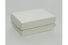 10 Scatole Fondo Coperchio 9.5x6.5x4 Cm