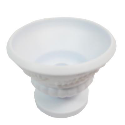 Calice Bianco Pz 30 Piccolo Porta Fiori Candele Segnaposto
