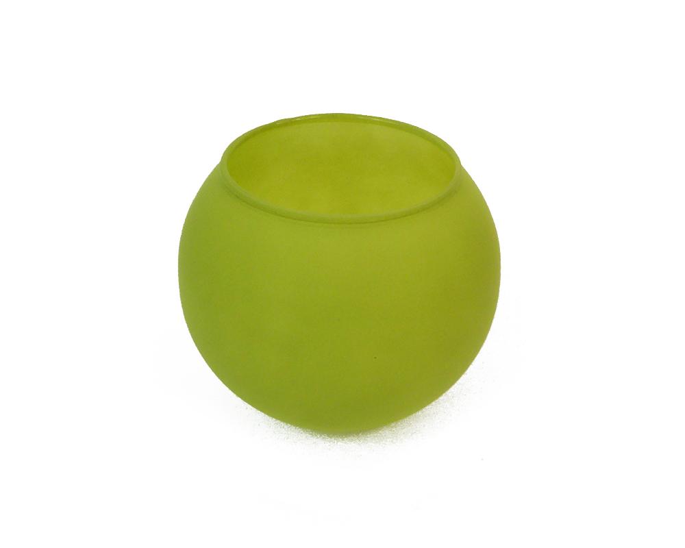 Bolo H.8 D.10 Satinato Colorato Verde